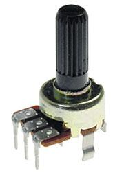 R1212N-A50K,L-25KC, переменный резистор A  50кОм