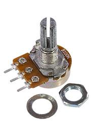 16K1-B1K-L-20KC, переменный резистор 1 кОм