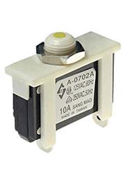 YA-0702-A 2А, Автомат защиты 2А-2.5A 250VAC