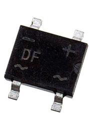 DF005S, 1.5А, 50В 4-SDIP Диодный мост