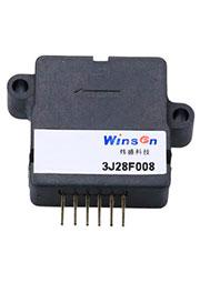 F1012-1000SA, расходомер воздух 1л/мин 5В SPI AWM3300V