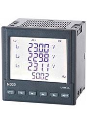 N100 11000E0, 3 фазный анализатор параметров сети