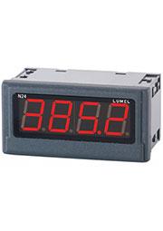 N24 T110000E0, цифровой измеритель температуры 96x48x64 мм