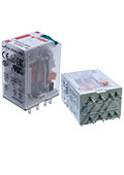 R2N-2012-23-1012-WT, Реле 12VDC 2 Form C 250VAC/12А