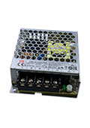 LRS-35-24, AC-DC, 36Вт, вход 85 264В AC, 47 63Гц / 120 370 В DC, выход 24В/1.5A, рег. вых 10% , изо