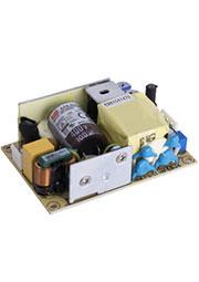 EPS-65S-12, AC-DC, 65Вт, вход 80 264V AC, 47 63Гц, выход 12В/5.42A, рег. вых 11.4 13.2В, изоляция 30