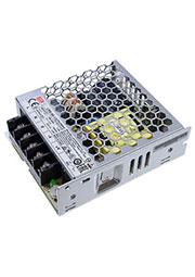 LRS-50-24, AC-DC, 52.8Вт, вход 85 264В AC, 47 63Гц / 120 370 В DC, выход 24В/2.2A, рег. вых  10% , и
