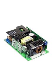 RPT-160A, AC-DC med, 100Вт (с принуд. охлаждением 145Вт), вход 90 264V AC, 47 63Гц /127 370В DC, ККМ