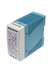 MDR-60-12, AC-DC, 60Вт, вход 85 264V AC, 47 63Гц /120 370В DC, выход 12В/0 5A, рег. вых=0...+20%Uном
