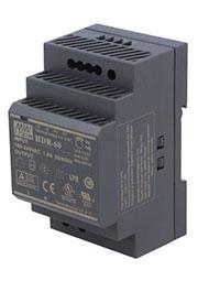 HDR-60-12, AC-DC, 54Вт, вход 85...264 В AC 47...63Гц/120...370В DC, выход 12В/4.5А, изоляция 3000В A